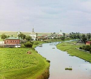 Suzdal - Suzdal in 1912