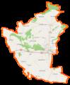 Gostyń (gmina) location map.png