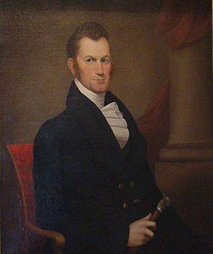 Thomas Bibb - Image: Governor Thomas Bibb