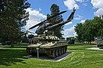 Gowen Field Military Heritage Museum, Gowen Field ANGB, Boise, Idaho 2018 (46102885044).jpg