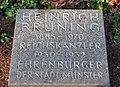 Grab Heinrich Brüning.jpg