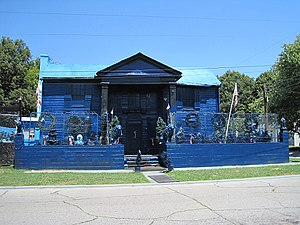 Holly Springs, Mississippi - Graceland Too in Holly Springs