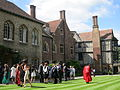 Graduation, Queens' College, Cambridge.JPG