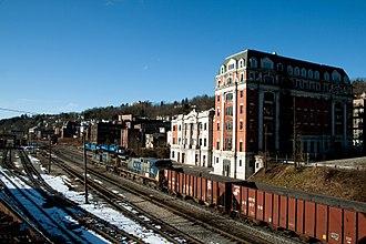 Grafton, West Virginia - Image: Grafton WV (4383918274)