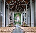 Graham Sutherland Tapestry -Coventry Cathedral -5July2008.jpg