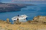 Grand Celebration - Ibero Cruceros - cruise ship - Santorini - Greece - 01.jpg