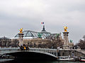 Grand Palais and Pont Alexandre-III, Paris Winter 2009.jpg