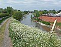 Grand Union Canal at Kilby Bridge - geograph.org.uk - 814595.jpg