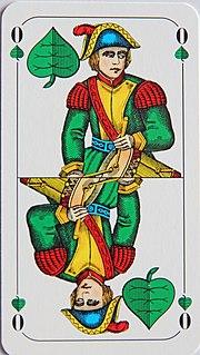 Grasobern card game