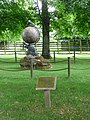 Grave and memorial to John Victor Aspinall in Howletts Wild Animal Park 2.jpg