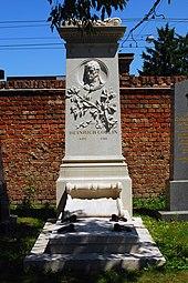Grabstätte von Heinrich von Collin (Quelle: Wikimedia)