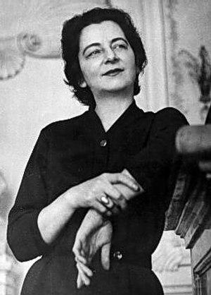 Grażyna Bacewicz - Grażyna Bacewicz before World War II