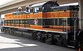 Great Northern Railway - 192 diesel locomotive (General Motors Electro-Motive Division NW5) 1 (22105888878).jpg