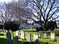 Great Wakering, St Nicholas' churchyard, Essex - geograph.org.uk - 299380.jpg