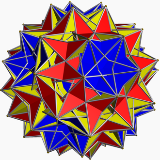 Great dirhombicosidodecahedron - Image: Great dirhombicosidodecahe dron