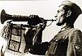 Greek trumpeter, 1940-41 (24463589081).jpg
