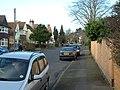 Greenhill Road, Moseley - geograph.org.uk - 162547.jpg
