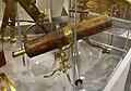 Gregorian telescope belonging to John Winthrop, English, c. 1735 - Putnam Gallery - Harvard University - DSC08056.jpg