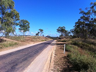 Gregory Highway - Image: Gregory Highway 2, QLD, Australia