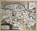 Groningae et Omelandiae Dominium - De Provincie van Stadt en Lande (Starkenburg, Visscher, after 1681).jpg