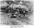 Group of striking Union miners in the Lick Creek district of West Va. LCCN2002697169.jpg