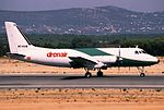 Grumman G-159C Gulfstream I, Drenair AN0368962.jpg