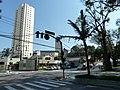 Guarulhos, Cruzamento central, Av. Guarulhos x Av. Tiradentes - panoramio.jpg