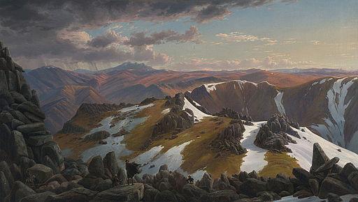 Guerard Mount Townsend 1863