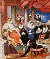 Guilliam van Deynum - The Doge Agostino Doria and his family.jpg