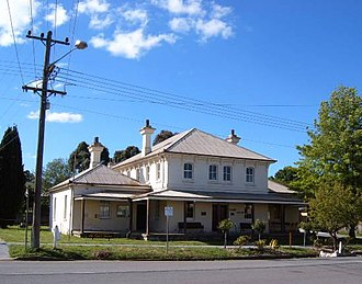 Gunning, New South Wales - Image: Gunning public building