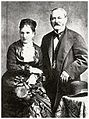 Gustav Fabergé and his wife Charlotte Jungshtedt.jpg