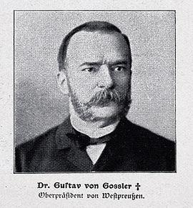Gustav von Gossler