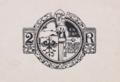 Gustavo Borzaga – Ex libris in onore del II Reggimento dei Tiroler Kaiserjäger 1.tiff