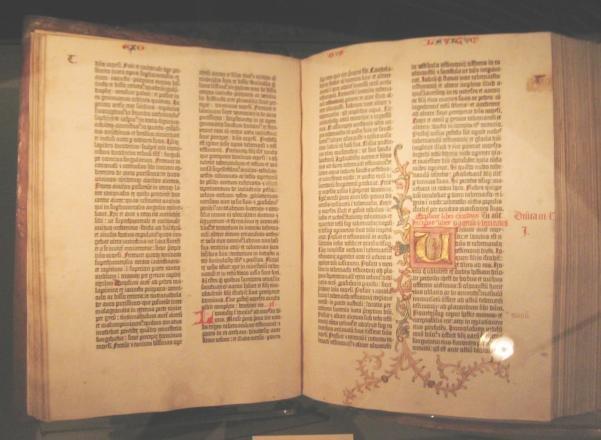 Gutenberg open