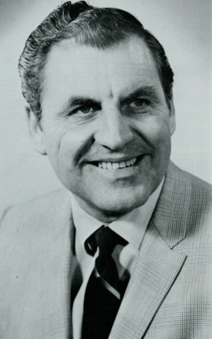 Phi Slama Jama - Hall of Fame coach Guy Lewis coached at Houston from 1953 to 1986.