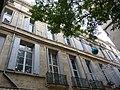 Hôtel de Montferrier (Montpeller) - Façana principal.jpg