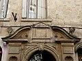 Hôtel de Ricard (Montpeller) - Porta (part superior) - 2.jpg