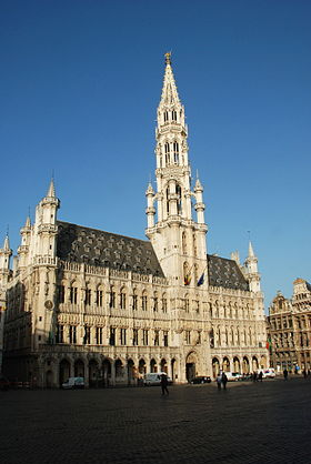Image illustrative de l'article Hôtel de ville de Bruxelles