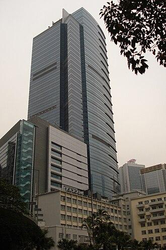 Hong Kong Police Headquarters - Image: HKP HQ03