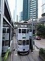 HK 香港電車 Hongkong Tramways 116 tour view Admiralty Queensway December 2019 SSG 01.jpg