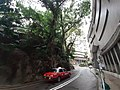 HK ML 半山區 Mid-levels 干德道 Conduit Road rain February 2020 SS2 02.jpg