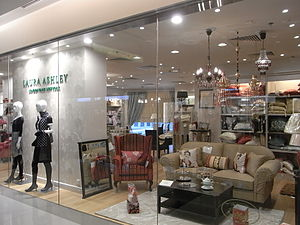 Laura Ashley plc - Laura Ashley Shop, Hong Kong