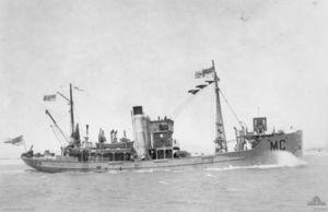 HMAS Mary Cam - Image: HMAS Mary Cam