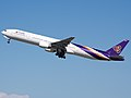 HS-TKA - 777-3D7 - Thai Airways International - Brisbane (8160786970).jpg