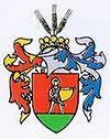 Huy hiệu của Szentmártonkáta