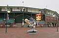 Hadlock Field and Slugger.JPG