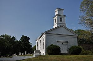 Hadlyme North Historic District - Hadlyme Congregational Church