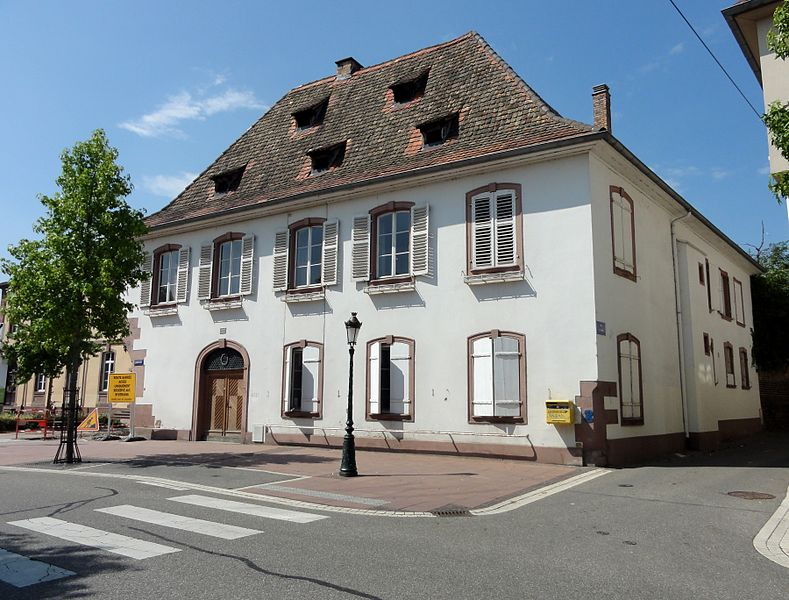 File:Haguenau Grand'Rue 157b.JPG