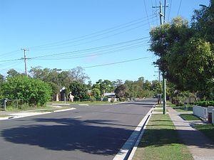 Loganlea, Queensland - Haig Road, 2013