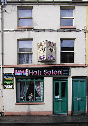 Hair Salon, Omagh. These premises are located ...